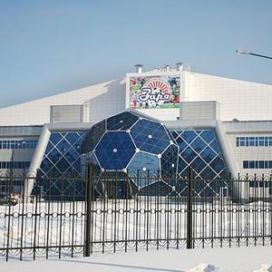 Спортивные комплексы Александрова Гая