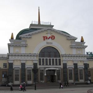 Железнодорожные вокзалы Александрова Гая