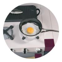 Кафе Удача - иконка «кухня» в Александровом Гае